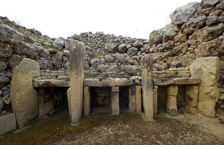 Мегалитические храмы Джгантия