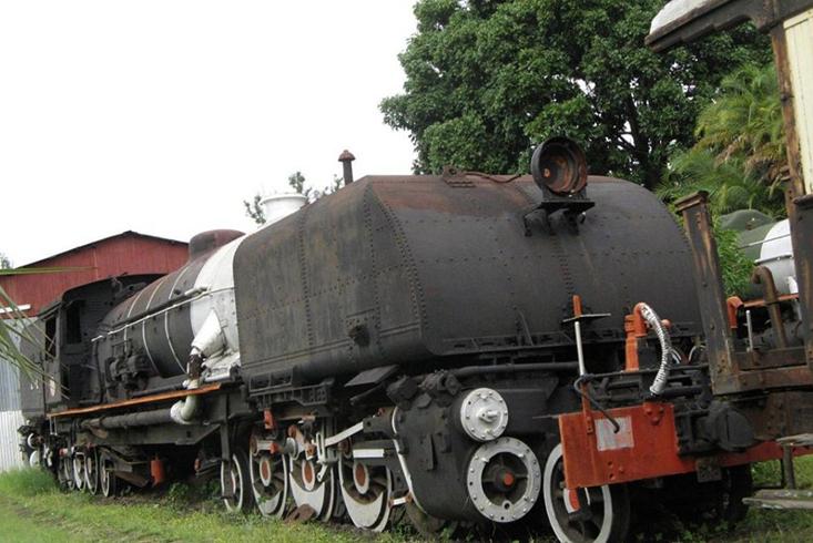 Железнодорожный музей Замбии