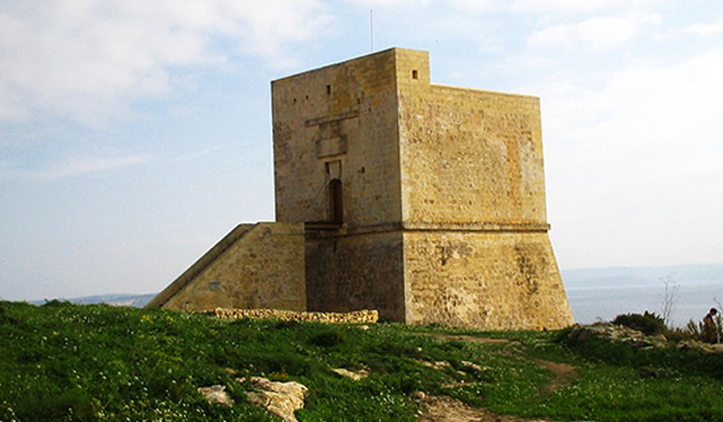 Башня Мгарр икс-Сини