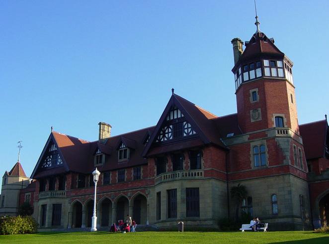 Дворец Miramar