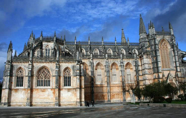 Монастырь Санта-Мария да Витория