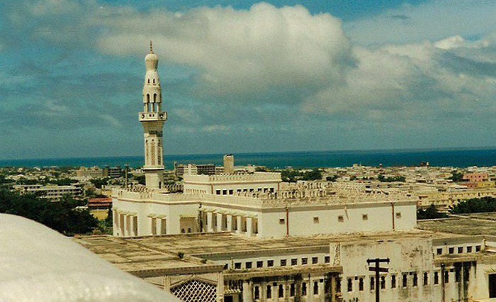 Мечеть Фахр-ад-Дин