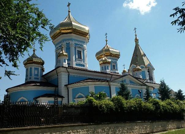 Монастырь святого Теодора Тириона