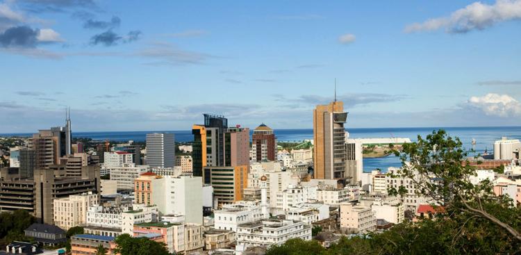 Столица Маврикия