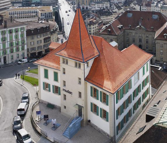 Музей современного искусства «MUDAC»