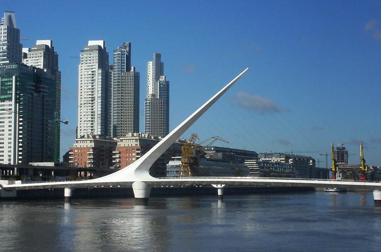 Мост женщины
