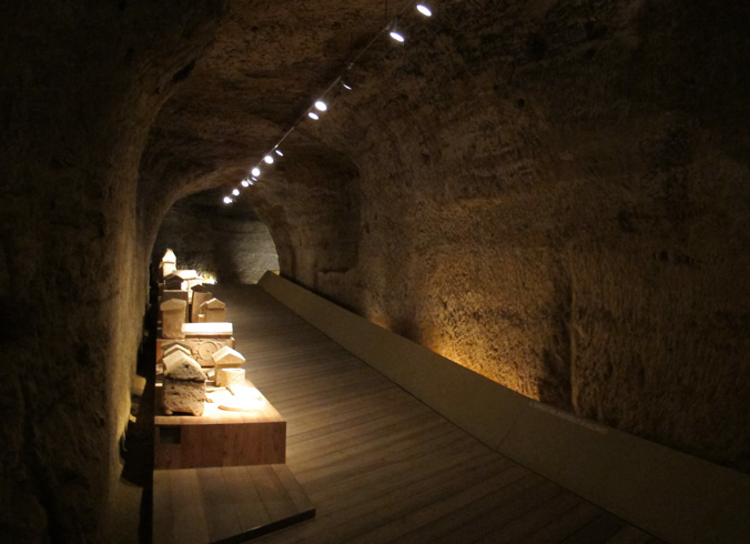 Археологический музей в Сиене