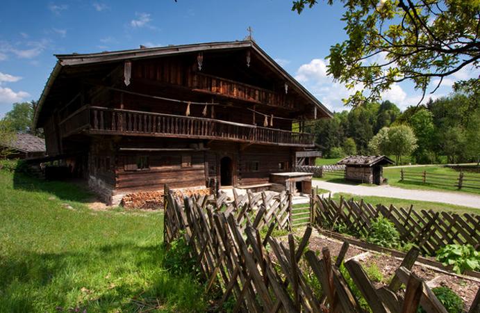 Музей тирольских ферм