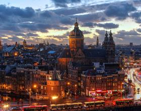 Популярные достопримечательности Нидерландов