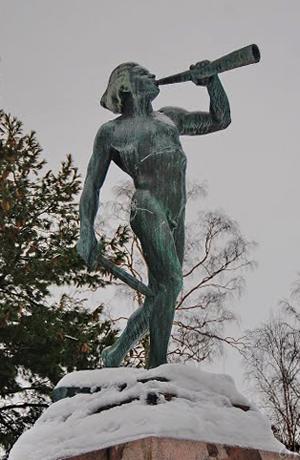 Памятник борцам за независимость