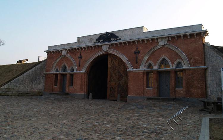 Николаевские ворота