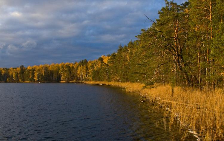 Озеро Нужьяр