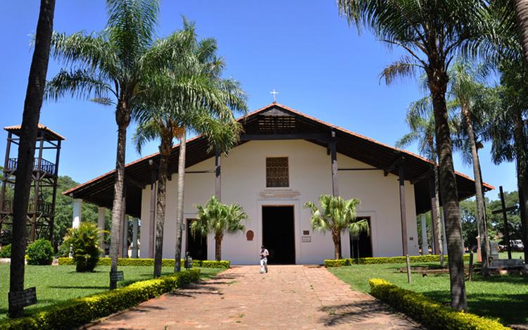 Церковь Сан-Буэнавентура