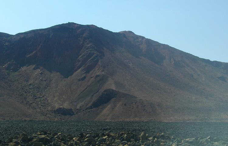 Действующий вулкан Ардукоба