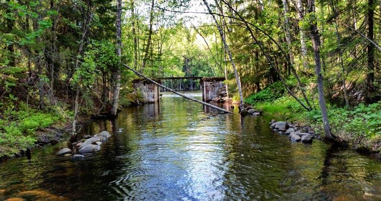 Озерно-канальная система