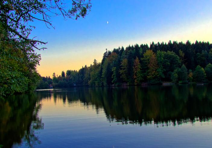 Озеро Эбни