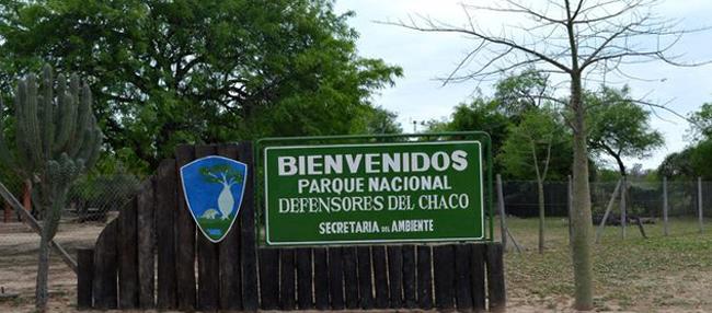 Исторический парк национальной обороны Чако