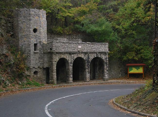 Ворота Мечека
