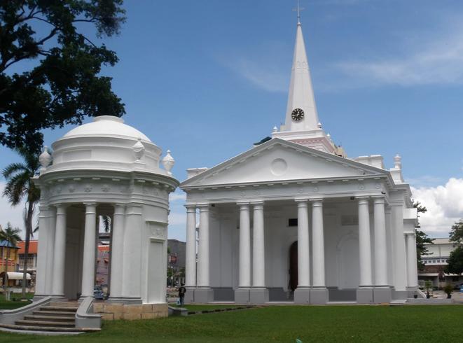 Англиканская церковь Святого Георга