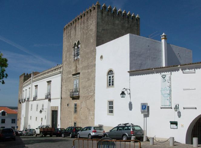 Дворец-музей герцогов Кадавал