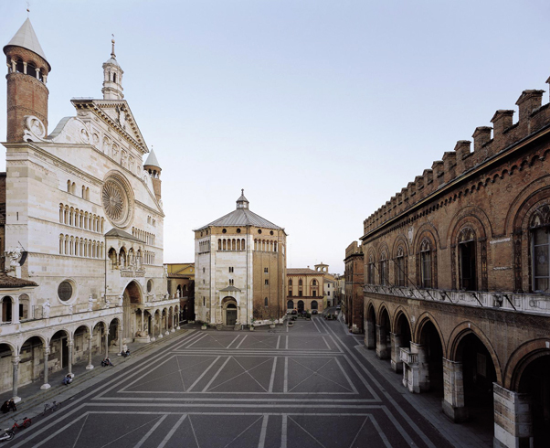 Площадь «Piazza del Comune»