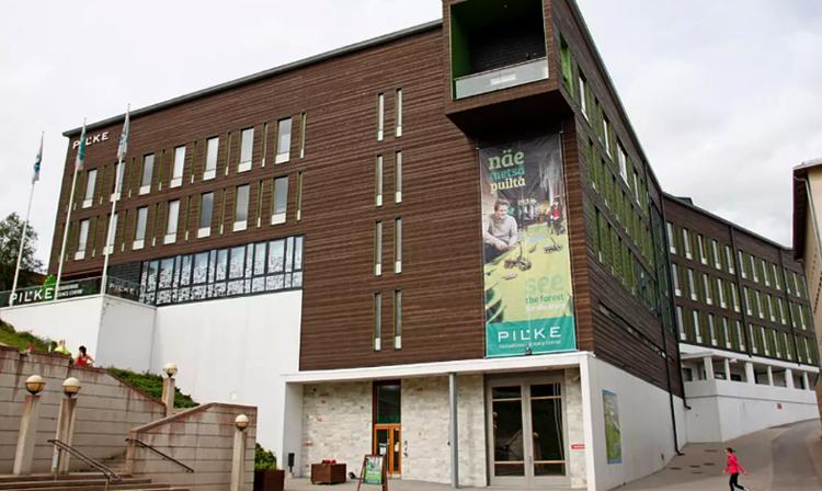 Крупный научно-познавательный центр «Пильке»