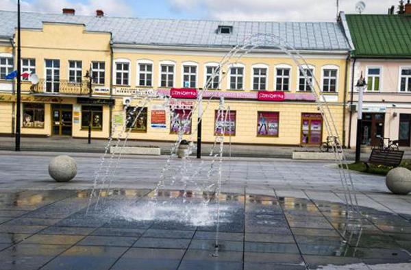 Площадь Марии Конопницкой