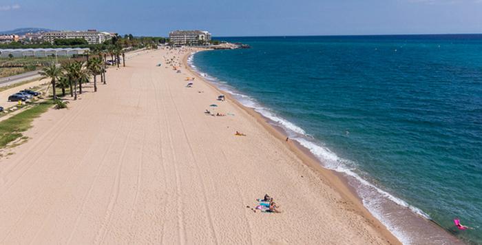 Пляж Дюнес