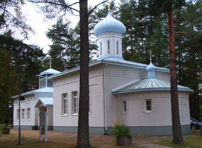 Православная церковь Порвоо