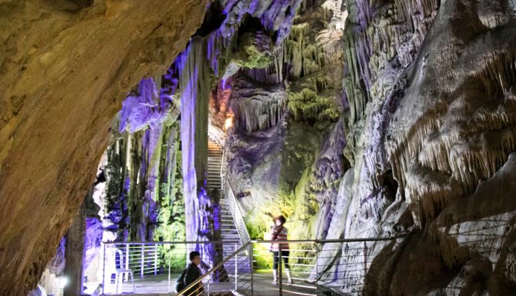 Пещеры Святого Михаила