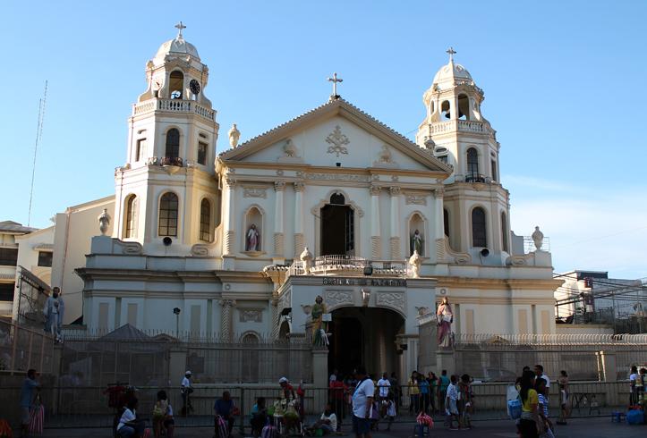 Церковь Куиапо