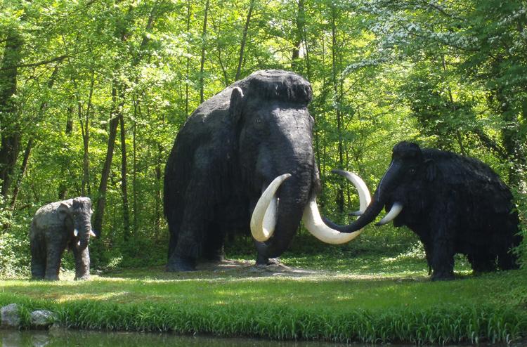 Доисторический парк «Риволта д'Адда»