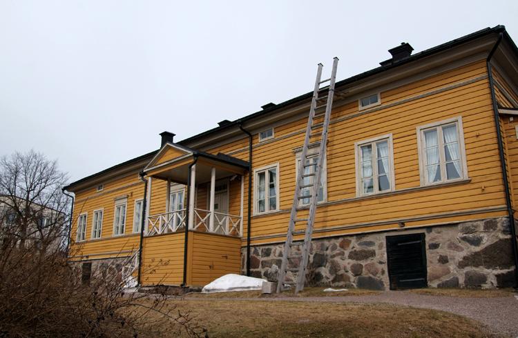 Дом – музей Рунеберга
