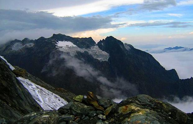 Горы Ревунзори