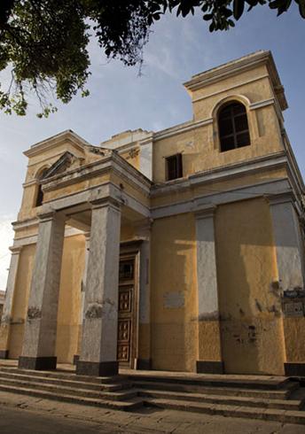 Кафедральный собор Сен-Луи