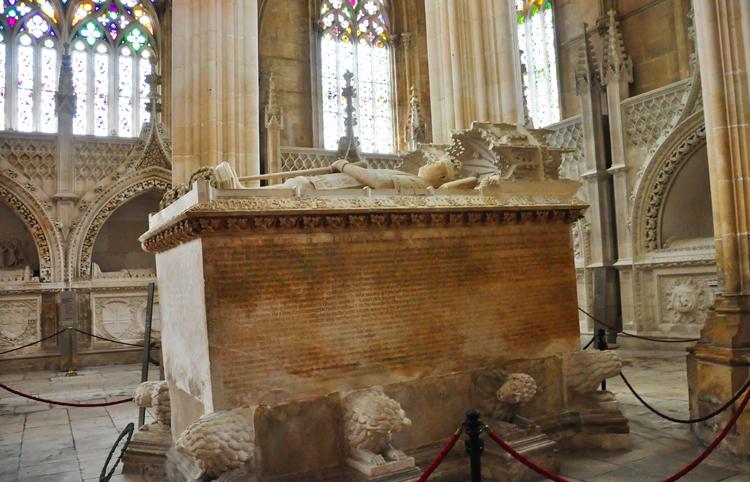 Саркофаг Короля Жуана I