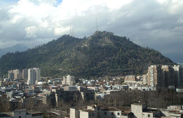 Гора Сан-Кристобаль