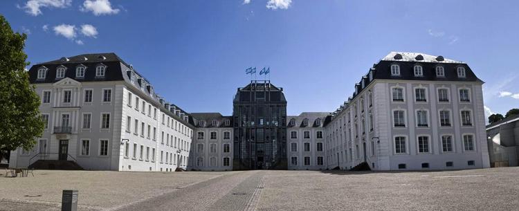 Замок Саарбрюккен