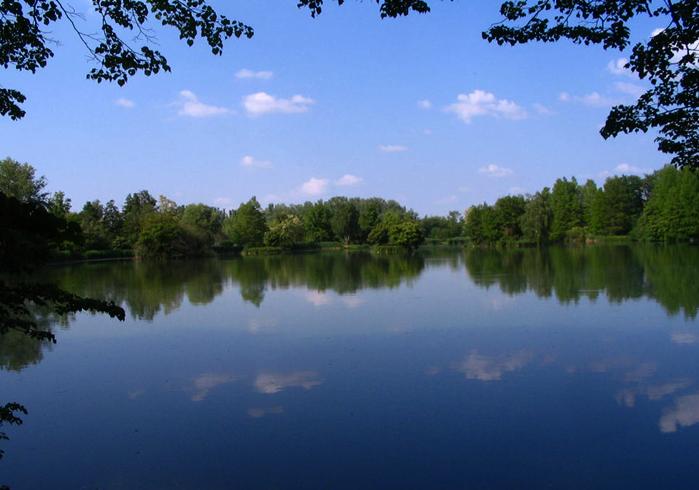 Лодочное озеро
