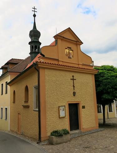Больничная часовня Святого крест