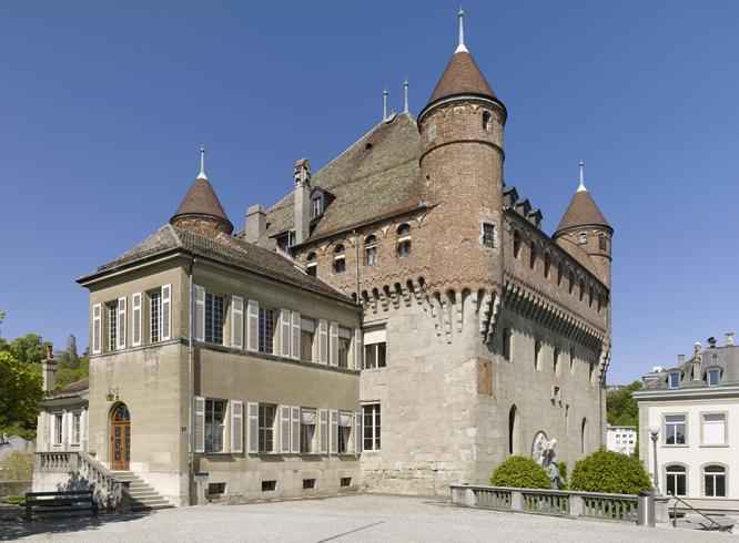Замок Сен-Мер