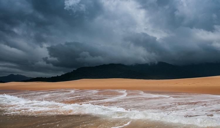Пляж John Obey