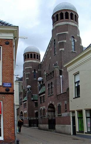 Синагога, Гронинген