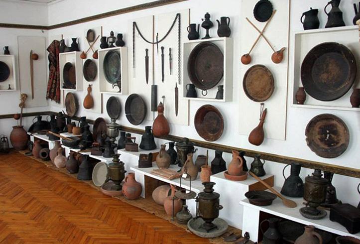 Краеведческий музей Сигнахи
