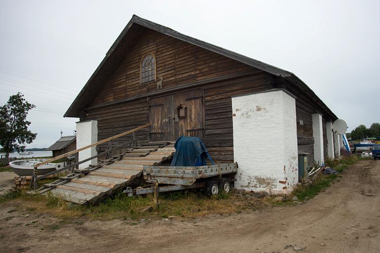 Соловецкий морской музей