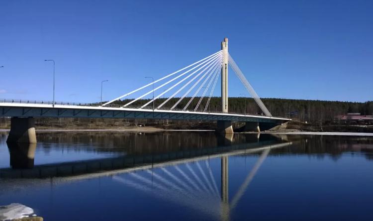 Прекрасный Мост Яткян Кюнттиля