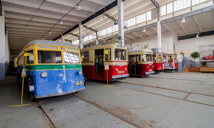 Музей Городского Электрического Транспорта