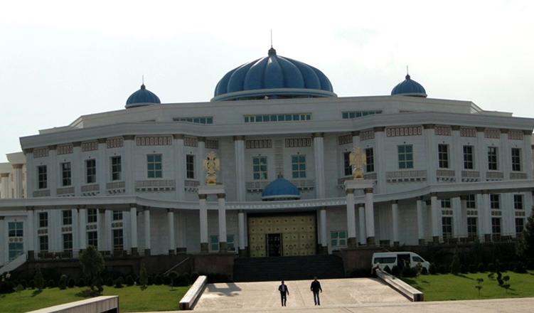 Государственный музей Туркменистана