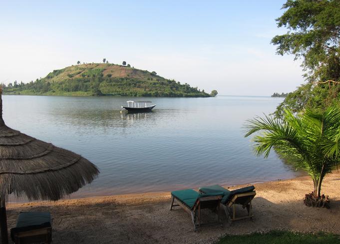 Озеро Киву