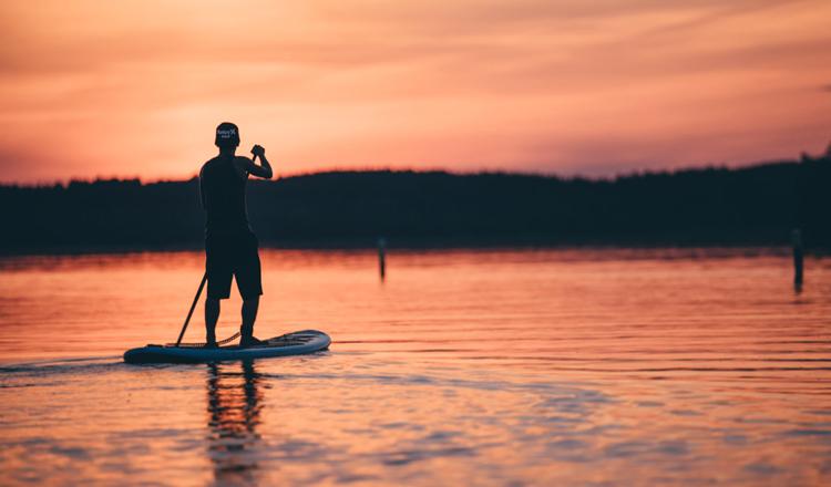 Стоячий серфинг
